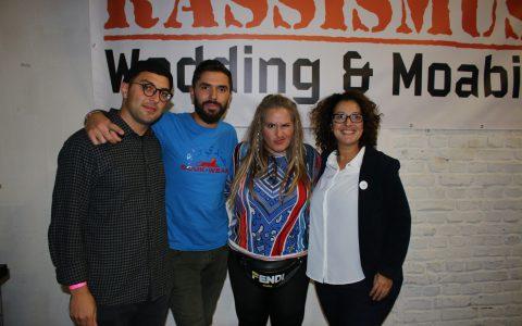 Zusammen gegen Rassismus